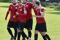 Fotbalisté Sokola Sezimovo Ústí měli i tentokrát pádný důvod k radosti.