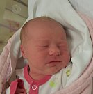 Eliška Hanzalová ze Soběslavi.  Narodila se jako druhá dcerav rodině 4. června v 18.50 hodin. Vážila 3470 gramů, měřila 50 cma sestřičce Terezce je pět let.