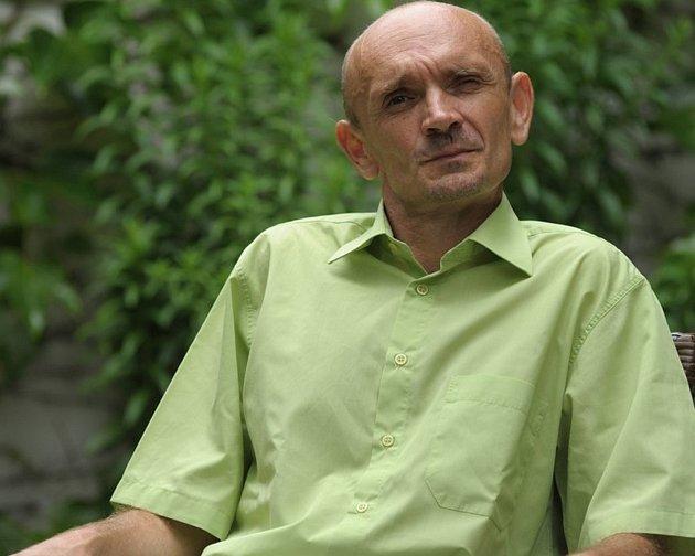 Jaroslav Větrovský.