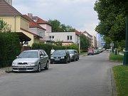 Ulice Táboritů připravuje se rozšíření silnice a obousměrný provoz se vznikem nových míst k parkování