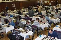 Mezinárodní turnaj v Táboře.