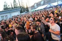 Táborská Garage nabízí přes léto bohatý hudební program.