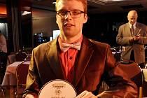 MARTIN DVOŘÁK se vloni zařadil mezi nejlepší handicapované sportovce Jihočeského kraje.