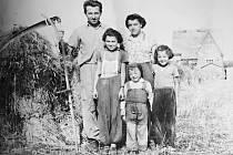 Rodina Havlova z Hlavňova.