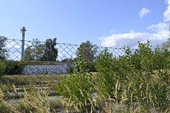 Plocha kolem bývalých kasáren poslouží i jako místo, kde pejskaři vyvenčí své psy.