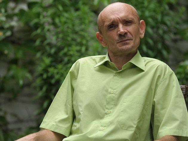 Senátor Jaroslav Větrovský