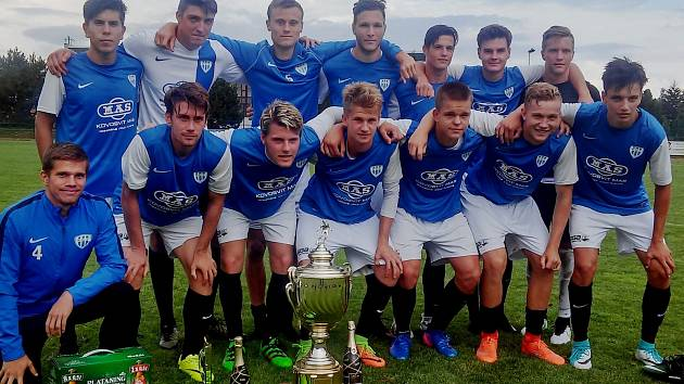 Šestý ročník milevského Memoriálu Jardy Dědourka má od soboty nového vítěze – nově vznikající B tým FC MAS Táborsko.