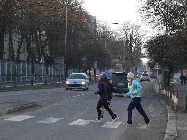 Dnešní podoba ulice