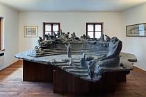 Chcete-li navštívit další zajímavou vilu, zajeďte si do Chýnova, kde je otevřen zrekonstruovaný dům sochaře Františka Bílka.