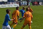 Finálový turnaj Ondrášovka Cupu rozzářil Kvapilku zajímavými fotbalovými boji i skvělou diváckou kulisou.