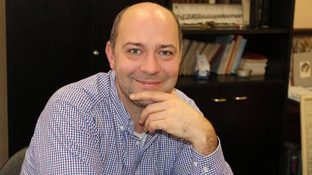 Tomáš Hubka.