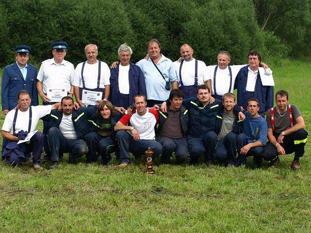 Výročí 100 let hasičů. Ratibořice 27.6.2009.