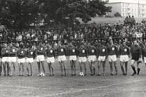 Stadion Svépomoc a jeho historie.