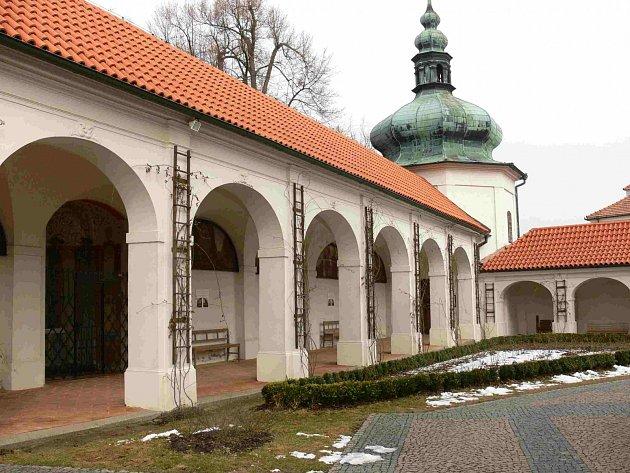 Klokotský kostel je jedním z cílů řady turistů.