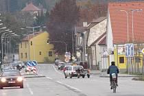 Dnešní podobu získala ulice ve druhé polovině sedmdesátých let.