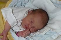 NATÁLIE ORSÁGOVÁ Z TÁBORA.  Přišla na svět 1. ledna v 11.14 hodin. První dcera rodičů Hedviky a Michala vážila 3650 g a měřila 49 cm.