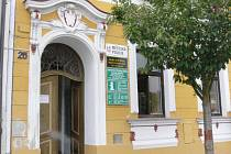 Budova Městské policie ve Veselí nad Lužnicí