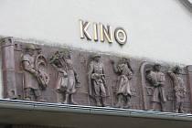 Bechyňské kino ještě před renovací