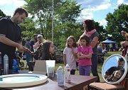 Festival Dobrovol slaví 10. výročí v sobotu 15. června v kempu na plovárně.