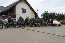 4.ročník Setkání příznivců historických motokol s benzínovým pohonem je již minulostí, i přes nepřízeň počasí si jej účastníci však užili.