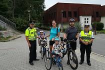 Policisté se v úterý 28. srpna zaměřili na cyklisty.