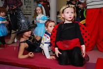 Karneval v Plané nad Lužnicí přilákal desítky dětí a rodičů