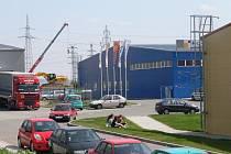 Zatímco zóna Tábora je prázdná, část Karla Dvořáka již obsadilo sedm firem.