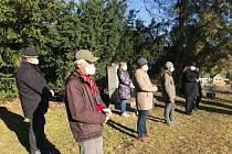 V Táboře v neděli připomněli oběti holokaustu.
