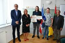 Tábor obhájil prvenství v krajském kole o nejlepší web mezi městy.