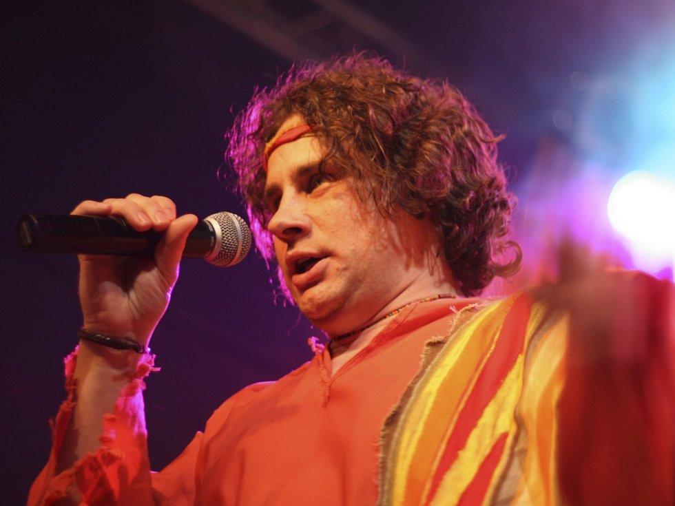 Štěpán Pavlík v muzikálu hraje Jidáše.