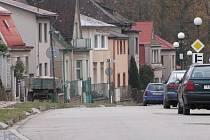 V ulici Aloise Jiráska si stavěli domky a vilky učitelé. Říkalo se jí proto také Kantorka.