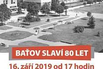 Baťov slaví 80 let.