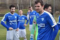 Fotbalisté Táborska.
