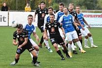 Svůj program své skupiny Zimní Tipsport ligy uzavře celek Táborska středečním zápasem s Hradcem Králové.