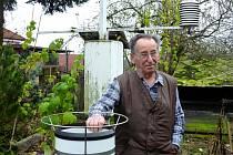 Leon Polívka bydlí od roku 1958 v Náchodě u Tábora. K jeho zájmům patří myslivost a meteorologie. Meteorologickou stanici má i před svým domem.