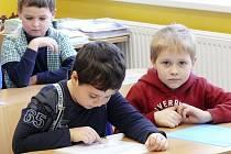 Ilustrační foto: školáci.