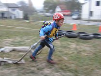 Mladí hasiči soutěžili ve Zhoři.