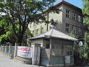 Objekt bývalých kasáren v Táboře vlastní okresní soud.