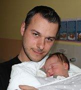 Michaela Vítů z Tábora. Poprvé na svět pohlédla 21. února v 10.47 hodin. Je prvorozenou dcerou rodičů Veroniky a Petra a po narození vážila 3590 gramů a měřila 50 cm.