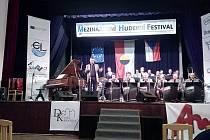 Třetí místo na mezinárodním festivalu si zasloužil táborský band.