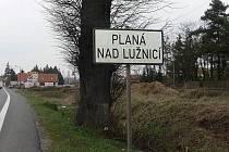 Planá nad Lužnicí.