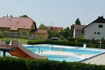 Bazén v Bechyni. Ilustrační foto.