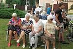 Klokotští v sobotu 15. srpna slavili 800. výročí od založení svého bydliště, současně šlo o setkání rodáků. Malí i velcí si užili kulturní program i tradiční pouť.