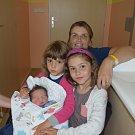 Matěj Kukač z Podchýšské Lhoty. Narodil se 16. května jedenáct minut po deváté hodině jako třetí dítě v rodině.  Vážil 3400 gramů, měřil 46 cm a doma má už má  sestřičky  Rozálku, které je pět a půl roku a osmiletou Amálku.