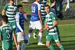 Táborsko vs. Bohemians 1905 0:3.
