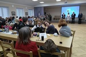 V sobotu 19. října odpoledne otevřeli Roudenští nové komunitní centrum.