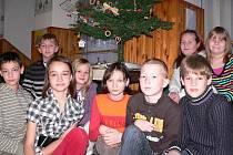 Svá novoroční předsevzetí nám prozradily děti ze Základní školy v Měšicích.