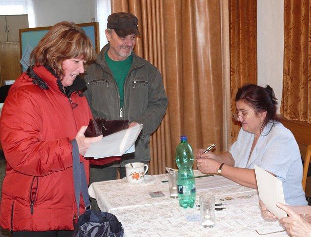 Volby, Tučapy