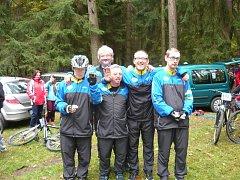 Cyklisté z Klíčku závodili na horských kolech.