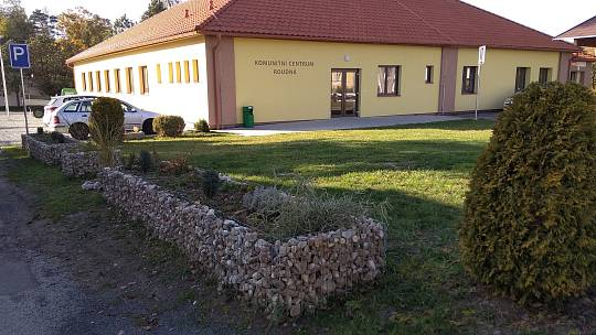 Nové komunitní centrum v Roudné.